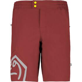 E9 Wet Miehet Lyhyet housut , punainen